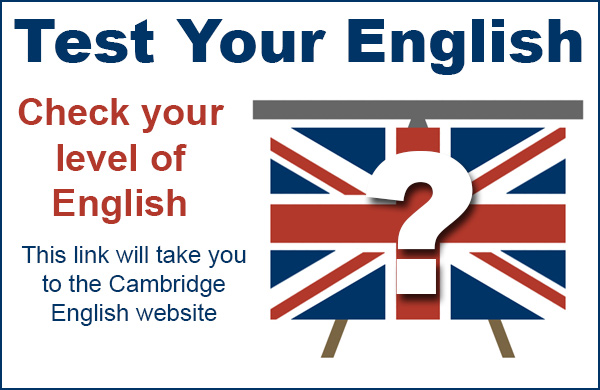 Test your level of English