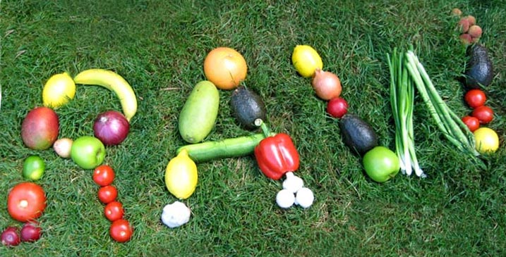 Raw-fruit
