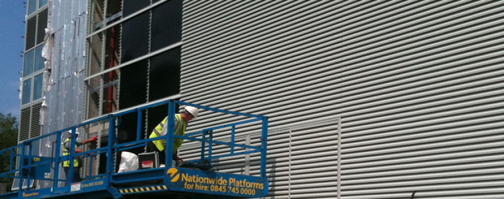 Louvres Bespoke Louvres In Uk For Commercial Installation
